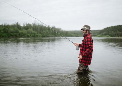 Fly Fishing Alaska Jimmy 1200