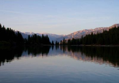 Hume Lake Pano 1200
