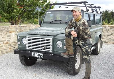 Jimmy Sites Landrover Defender Nz 1200