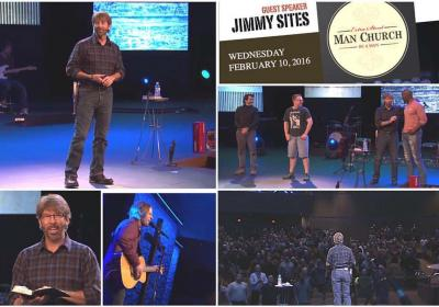 Jimmy Speaking At Man Church Dallas Tx 1200