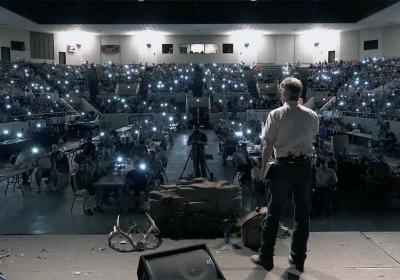 Jimmy Speaking At Muskogee Convention Center 2017 1200