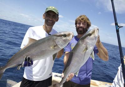 Jimmy Tony Dungy W Fish 1200