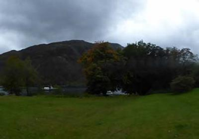 Panorama Glenfinnan House On Loch Shiel 1200